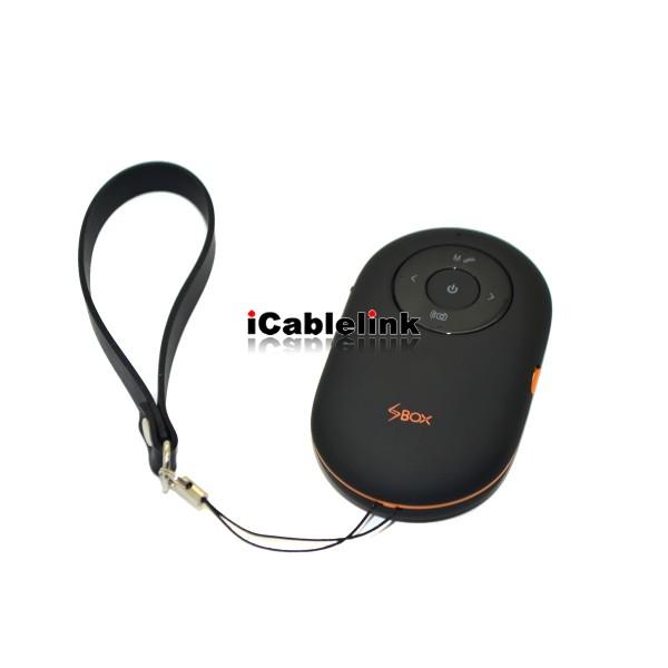 2 in 1 Bluetooth Speaker & BT Camera Remote Shutter Self Timer for